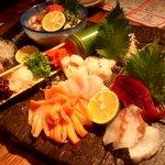 7333396 - お魚美味ししぎ!!