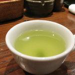 タント - サービスのお茶 11.01.16.