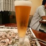 ミンスクの台所 - 生ビール