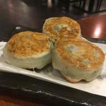 小肥羊 - ニラ饅頭
