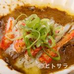 海味 はちきょう - 蟹の身とカニ味噌の風味が一気に広がる、濃厚で味わい深い『カニ味噌焼き』