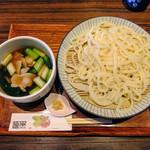 源平うどん - 料理写真:松戸あじさいねぎうどん