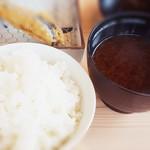 天ぷら さき亭 -