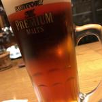 京ダイニング八条 - 八条ビール 中ジョッキ