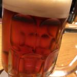 京ダイニング八条 - 八条ビール 大ジョッキ