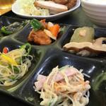 農家食堂 菜々惣 - 料理写真:ランチバイキング(税別850円)(2017.09現在)