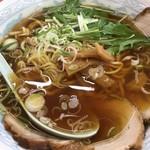 麺王 - 叉焼麺 ¥800ほど