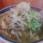 中華料理 大宝 - タンメン2017.9.13