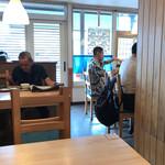 中華料理 福禄 - 店内をパシャ 平日の12時半