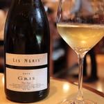 73337943 - 白ボトル:Lis Neris Gris 2014/Giulia(0.8)