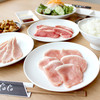 焼肉じゅじゅ - 料理写真:1500円コース