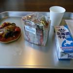 ルオント - 料理写真:今回のモーニング食