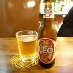 ワルンプアン ムム - タイで人気NO,1のビールだそうです♪