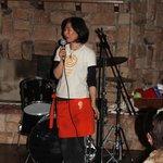 オレンジ カウンティ Cafe - 3/27(スペシャルイベント)カレパ♪ オレンジカウンティのオーナー ケイさん 画像掲載許可済