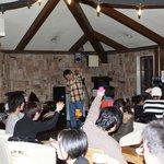 オレンジ カウンティ Cafe - 3/27(スペシャルイベント)カレパ♪ 乾杯の音頭はpatariro氏 画像掲載許可済