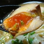 鶏王けいすけ - 半熟卵