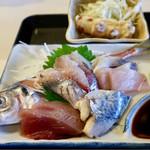 彦兵衛 - 料理写真:刺身定食