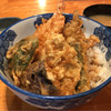 天ぷら よし田 - 料理写真:ミックス天丼 900円。