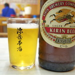 源蔵本店 - 2017年9月 瓶ビール