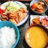 花ふじラーメン - 料理写真:唐揚げ定食