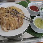 シンガポール・シーフード・リパブリック - 蒸し鶏