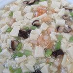 シンガポール・シーフード・リパブリック - 海鮮入り豆腐煮込み
