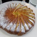 シンガポール・シーフード・リパブリック - オレンジジンジャーケーキ
