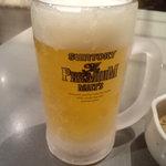 7335906 - 生ビール中ジョッキ