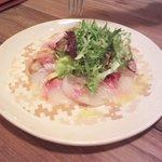 キッチン ココロ - 真鯛のカルパッチョ