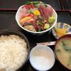 磯美家 - 料理写真:刺身定食1000円