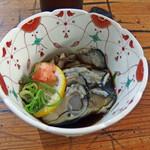 くいどうらく - 酢がき(税込750円)