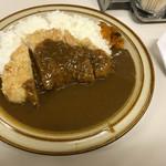 レストランけやき - カツカレー