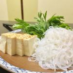 日本橋 伊勢重 - ランチ Sセット 6,000円 野菜