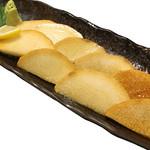 寿司酒場 スシイチ - 【おつまみ】長芋と山椒醤油漬け