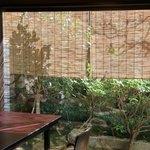 鉢の木 - 鉢の木北鎌倉店 店内椅子席