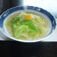 濱鮓 - キャベツの旨煮 450円