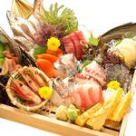 寿司酒場 スシイチ - 【刺盛り】刺盛り