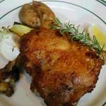 73371775 - メインの鶏肉