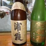 炉ばたたむら - ドリンク写真:おいしい宮城の日本酒