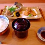 お料理 とみやま - 料理写真: