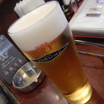 肉の田じま - 生ビール