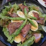 肉の田じま - 特選サラダ
