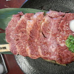 肉の田じま - 和牛ハラミ