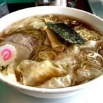 大勝軒 五一 - 料理写真:ワンタン中華麺(1,000円)