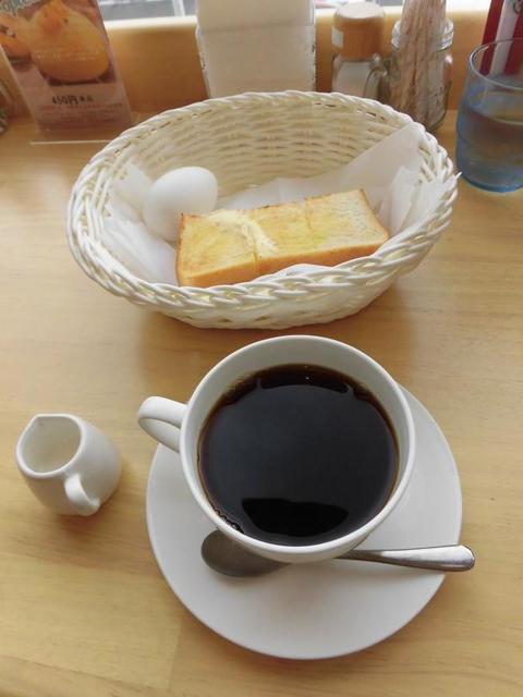 喫茶 ラクーン - モーニング