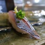 美家古寿司 - 料理写真:鯵