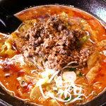 7338401 - 食べラーきゃべつ担々麺
