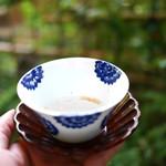 未在 - ドリンク写真:香煎茶
