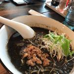 麺家 烈 - 黒担々麺