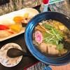 すし道楽 - 料理写真:麺セット(税抜980円)